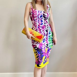 Sale!Versace Coloured dress